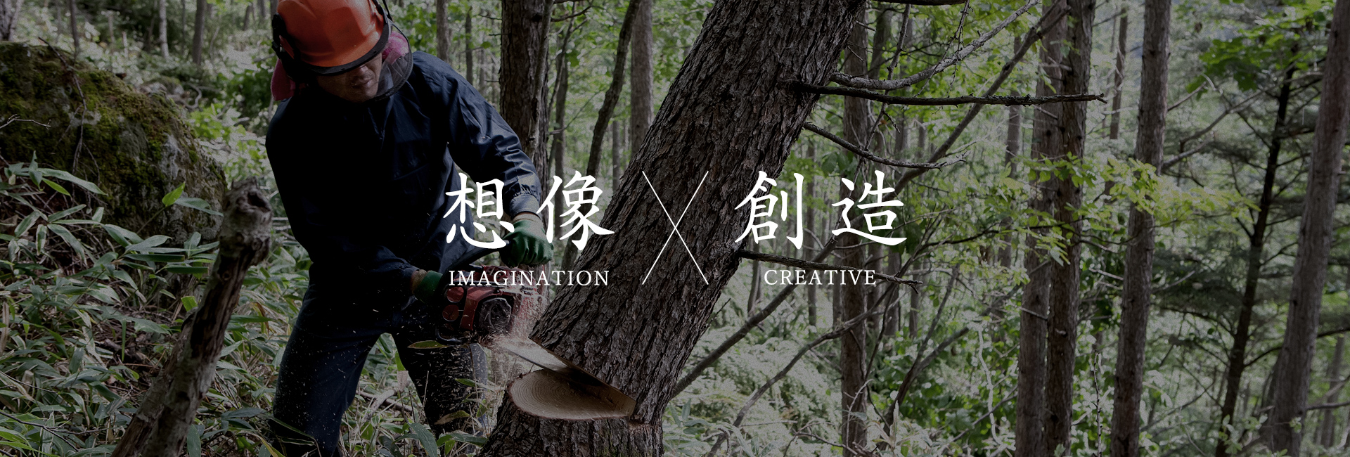 創造×創造 IMAGINATION×CREATIVE